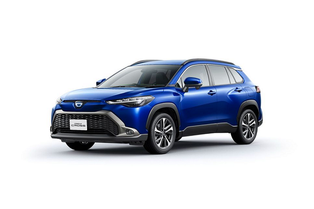 Can canh Toyota Frontlander 2022 tai Trung Quoc giong het Cross-Hinh-5