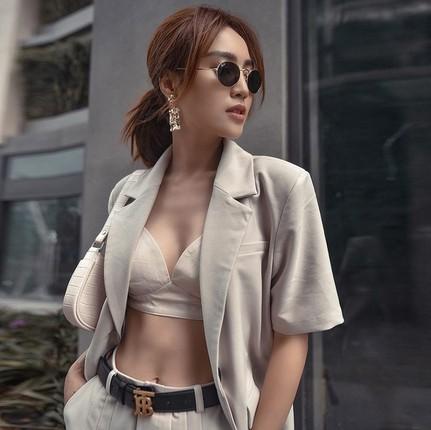 Dien vien Ninh Duong Lan Ngoc khoe vong eo con kien-Hinh-11