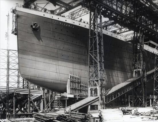 Loat anh hiem tau Titanic huyen thoai truoc khi gap nan-Hinh-2