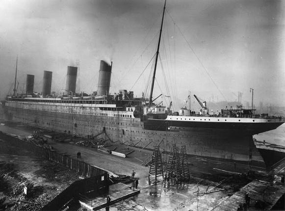 Loat anh hiem tau Titanic huyen thoai truoc khi gap nan-Hinh-3
