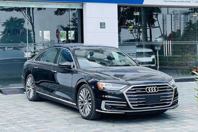 Chi tiet Audi A8L 2021 hon 7 ty dong