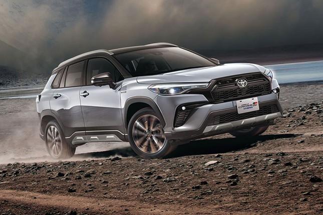Can canh Toyota Corolla Cross GR Sport 2021 gia tu 719 trieu dong-Hinh-10