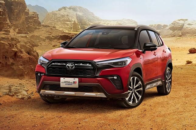 Can canh Toyota Corolla Cross GR Sport 2021 gia tu 719 trieu dong-Hinh-3