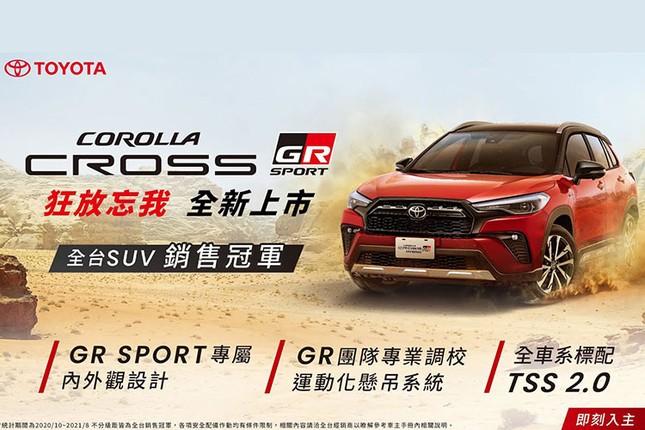 Can canh Toyota Corolla Cross GR Sport 2021 gia tu 719 trieu dong-Hinh-4