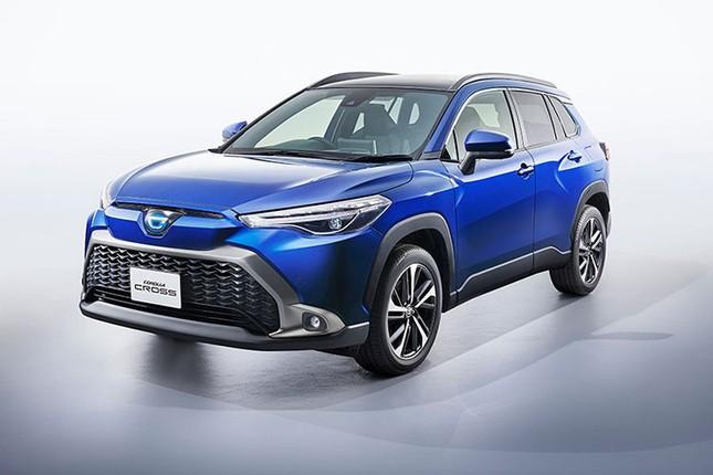 Can canh Toyota Corolla Cross 2021 gia re beo tai Nhat Ban-Hinh-10