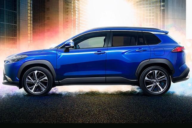 Can canh Toyota Corolla Cross 2021 gia re beo tai Nhat Ban-Hinh-2