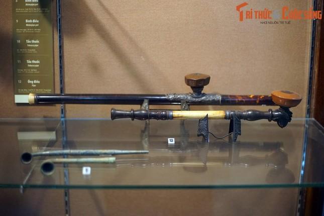 Bo suu tap co vat tuyet dep cua co GS Duong Minh Thoi-Hinh-6