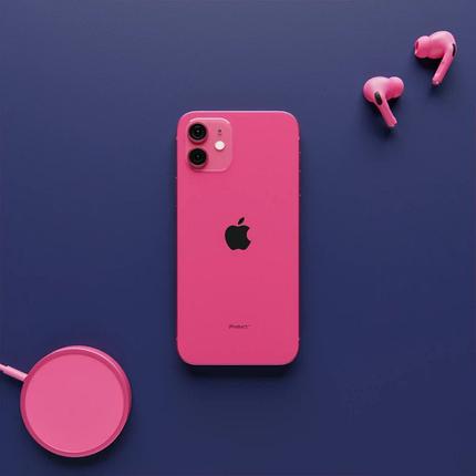 Can canh iPhone 13 mau hong keo ngot dang hot-Hinh-3