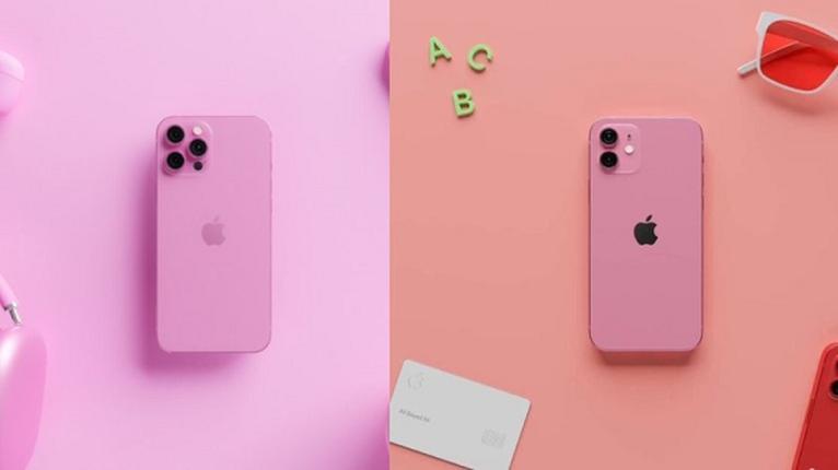 Can canh iPhone 13 mau hong keo ngot dang hot-Hinh-5