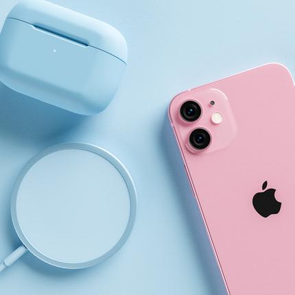 Can canh iPhone 13 mau hong keo ngot dang hot-Hinh-8